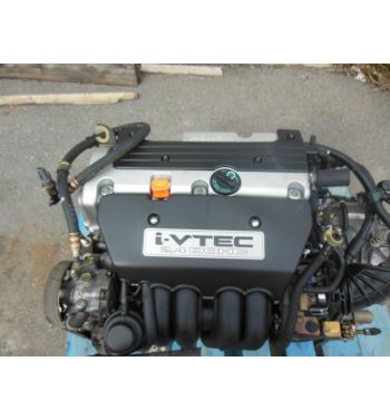 Honda Accord Type S K24A 2.4L DOHC i-VTEC Engine Automatic Transmission