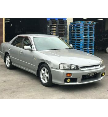 1998 Skyline R34 GT Sedan JDM RB20 Automatic