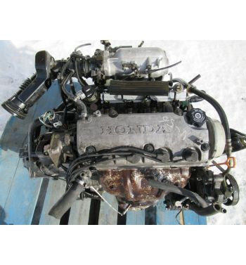 1996-2001 Honda Civic D15b vtec Engine 5 speed JDM Dual Vtec