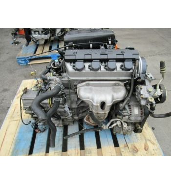 2001-2005 Honda Civic 4Cyl 1.7L VTEC Engine With Automatic D17A