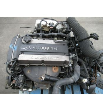 JDM Mitsubishi Outlander Turbo Engine 04-05 Turbo 2.0L 4G63