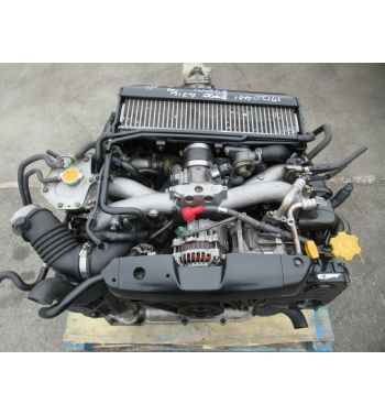 JDM SUBARU FORESTER 2.0L TURBO ENGINE JDM EJ205 REPLACEMENT EJ25