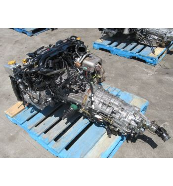 JDM Subaru Legacy Spec B EJ20 EJ20Y Engine Turbo 6speed Transmission