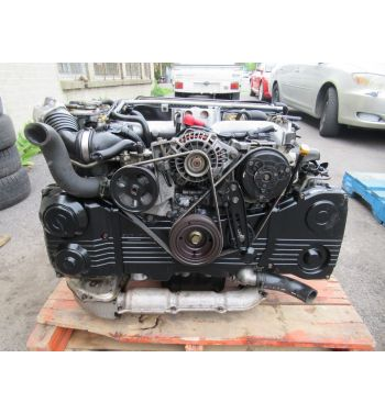 JDM SUBARU FORESTER 2.0L TURBO ENGINE JDM EJ205 REPLACEMENT