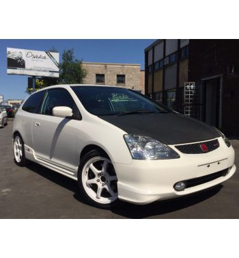 RHD JDM 2003 Honda Civic Type R