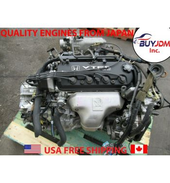JDM 98-02 Honda Accord Engine Accord 2.3L  Automatic F23A