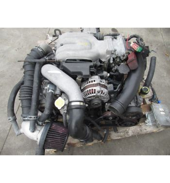 JDM MAZDA RX7 FD3S 13B-TT Twin Turbo Engine 13BTT Engine 1.3L