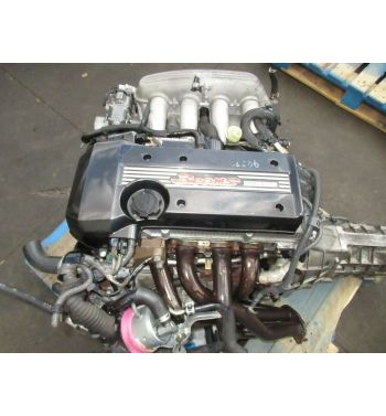 Jdm Toyota Altezza 3SGE Beams Engine with 6 speed Transmission * JASMA EXHAUST *
