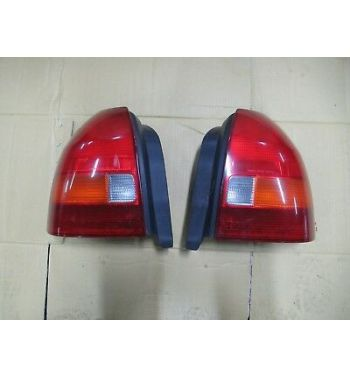 JDM Honda Civic SiR EK4 Tail Lights Set 1996-2000 Hatchback OEM EK Type R EK9