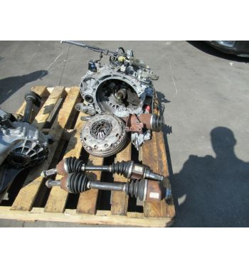 2009 Mazda Speed 3 Turbo 6 Speed Transmission Gearbox