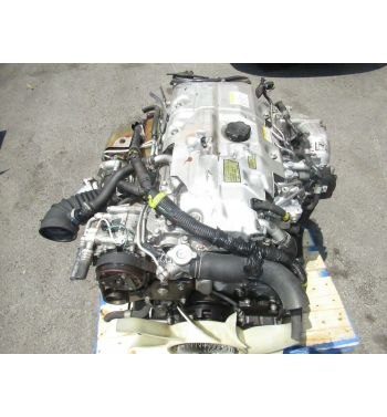 Mitsubishi Fuso Canter 4M50-4AT4 Diesel Engine Turbo 6speed Manual transmission