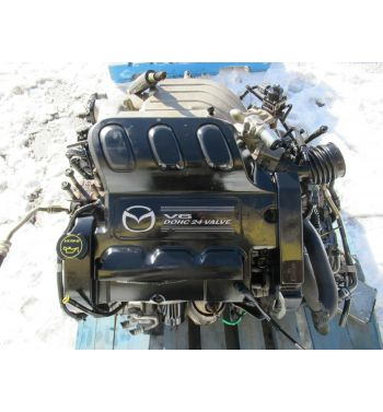 JDM 02-06 Mazda MPV 3.0L Engine MPV Duratec Engine JDM AJ Engine