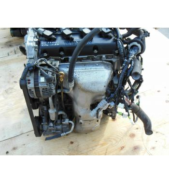 2002 2006 ALTIMA ENGINE 2.5L QR20 DE 2.0L 4 CYL ENGINE SENTRA