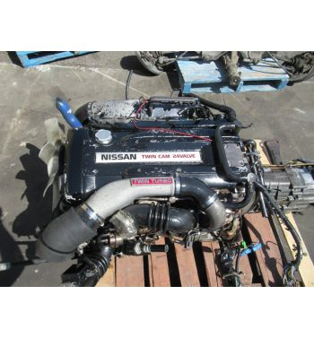JDM NISSAN SKYLINE GTR RB26DET ENGINE AWD TRANSMISSION JDM RB26