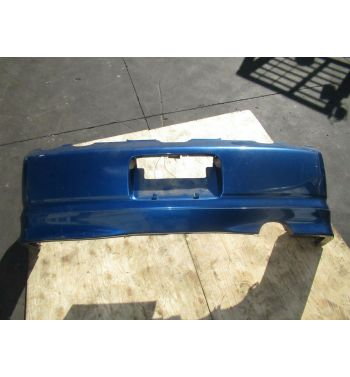 JDM 2002-2004 Honda RSX Type R Rear Bumper Cover Lip Type-R Rear Bumper BLUE