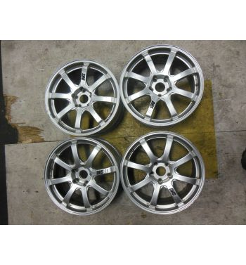 DHS wheels 5x114 18x8 1/2 +45 DHS Rims Wheel