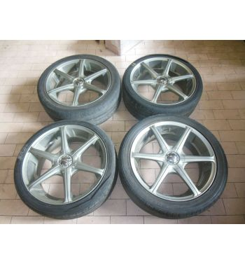 ZEIT Wheels Rims 18x7.5JJ , 5X114.3 5 lug Wheels 240SX S2000 Rsx
