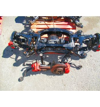 JDM TOYOTA CHASER JZX100 REAR DIFFERENTIAL SUBFRAME AXLES