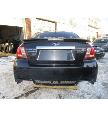 2011 Subaru Impreza Wrx Rear Cut