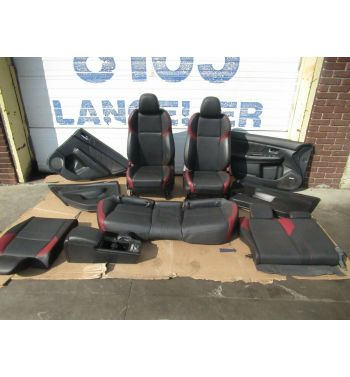 2015-2019 Subaru WRX STI Seats Front Rear , Door Panels , Arms rest 15-19 GV8