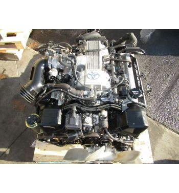 1995 Toyota Lexus 4.0L V8 1UZ-FE Non VVT-I Engine w/ Automatic Transmission for GS/LS/SC400