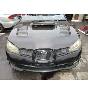 2006-2007 Subaru WRX STi V9 Front End Conversion (Hawkeye)