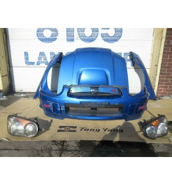 2004 Subaru Impreza Wrx Sti Front End Conversion