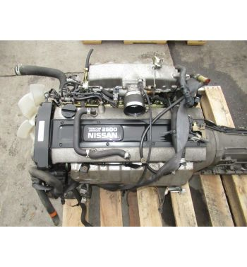JDM Nissan Skyline RB25DE 2.5L Engine w/ Automatic Transmission