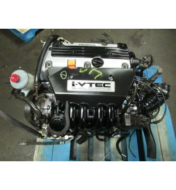 2002-2006 Honda Crv 2.4L Engine Motor Automatic Transmission AWD K24A1