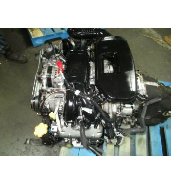 2009-2012 Forester Legacy Impreza 2.5L Engine Motor Replacement EJ253 CVT Auto