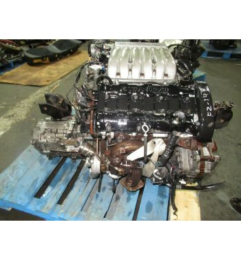 92 Mitsubishi 3000gt 6G72 Twin Turbo Engine 5speed AWD Transmission GTO 6G72TT