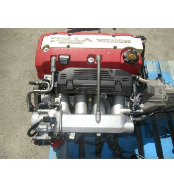 2004-2009 Honda S2000 AP2 F22C Engine 2.2L Vtec Motor 6Speed Transmission S2K