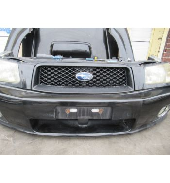 JDM SG5 Subaru Forester Front End Bumper Lip Headlights Fenders Hood Grille SG5