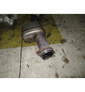 08-14 Impreza WRX STI VF49 Twin Scroll Turbocharger DP Exhaust