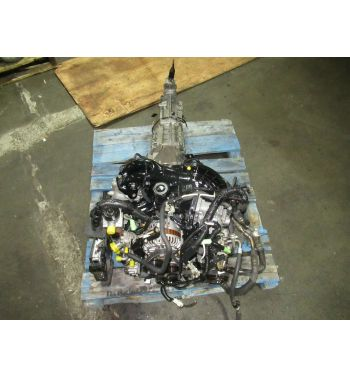 JDM Mazda RX-8 Renesis Engine 6Speed Transmission Mazda Rx8 4port Engine 1.3L