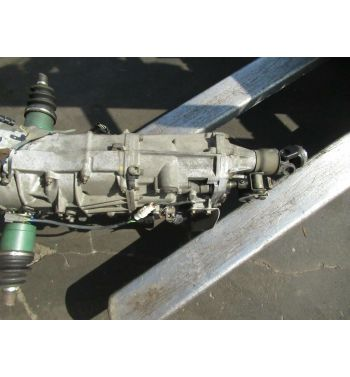 JDM 2001-2003 Subaru Legacy Turbo 5 Speed AWD Transmission TY754VBBBA 4.11FD
