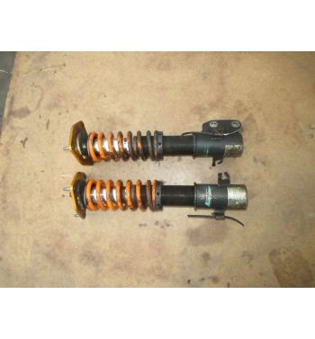 Subaru Impreza WRX STI 5x100 Aragosta Coilovers Suspension (Front Only)