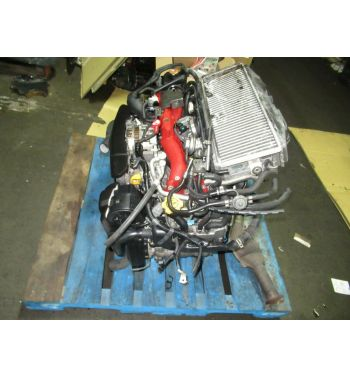 08-17  Wrx STi EJ257 Engine VF48 Turbo Impreza STI 2.5T Engine
