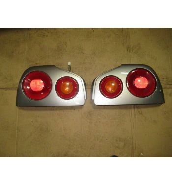 JDM Nissan Skyline R34 GTR OEM Rear Tail Lamps Tail Lights BNR34 GTR #2