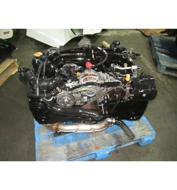 2008-2012 Subaru Impreza wrx 2.0L Turbo Engine EJ205 EJ255 Engine Legacy GT