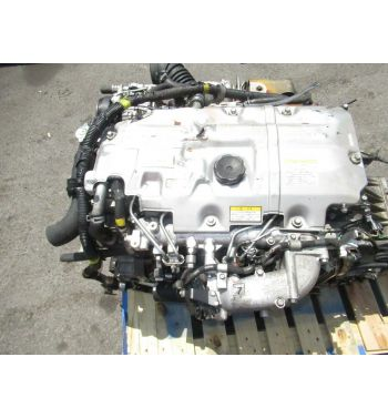 Mitsubishi Fuso Canter 4M50-4AT4 Diesel Engine Turbo 6speed Manual
