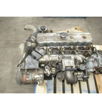 Jdm Nissan Atlas Fd35 3.5L Diesel Engine 5 Speed Manual Transmission Complete #2
