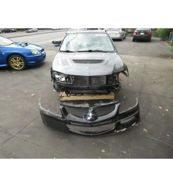 Mitsubishi Lancer Evolution VIII (Evo8) & IX (Evo9) Front Bumper, Hood, and DashBoard