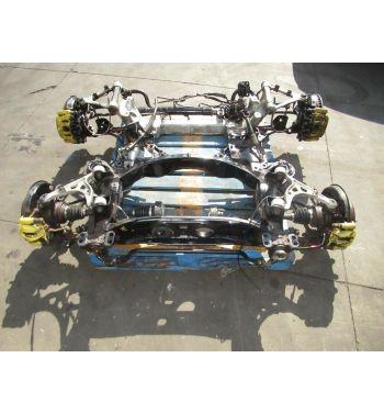 JDM Toyota Supra Front & Rear Subframes, Axles, Control Arms and Rack & Pinion (RHD)