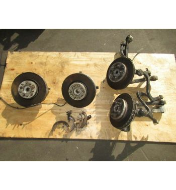 JDM Mitsubishi Lancer Evolution Evo 7/8/9 Spindle, Hubs, Disc, Aluminium Arms