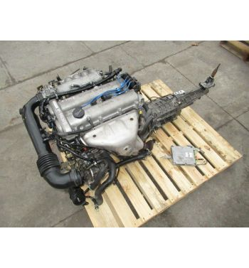 JDM Mazda Miata 1.8L Engine 6 Speed Transmission MX5 Miata BP Engine 98-00