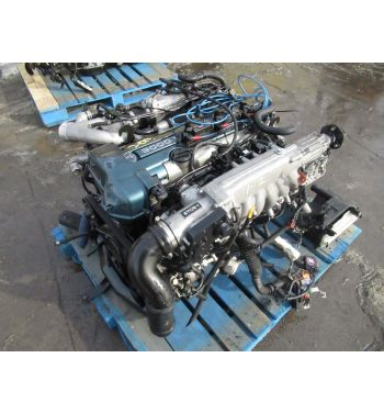 JDM TOYOTA ARISTO TWIN TURBO 2JZGTE VVTI ENGINE 2JZGTTE 2JZ-GTE#2