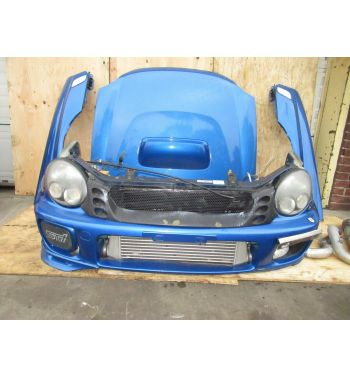 JDM Subaru WRX STI Bugeye Sedan Front End Hid Headlights BLITZ