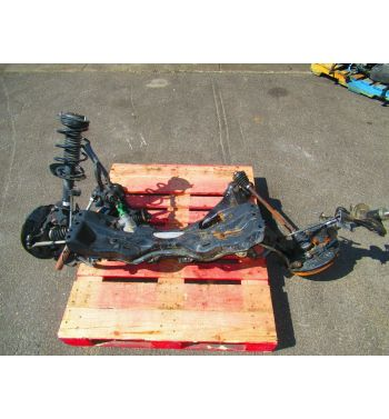 2018 SUBARU FORESTER FRONT SUBFRAME RACK PINION SUSPENSION