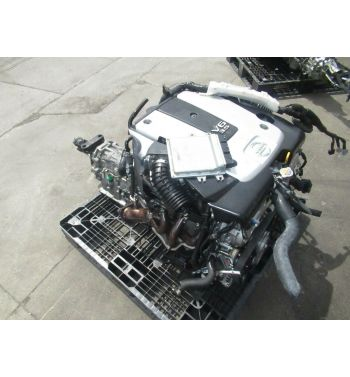 2007-2008 Nissan 350Z VQ35HR REV UP 3.5L V6 Engine Infiniti G35